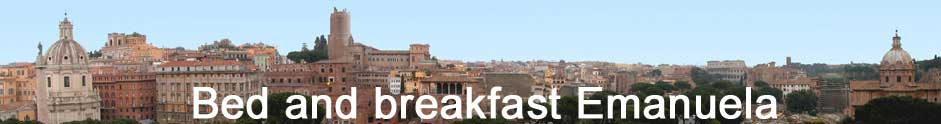 bed and breakfast Roma Italy
